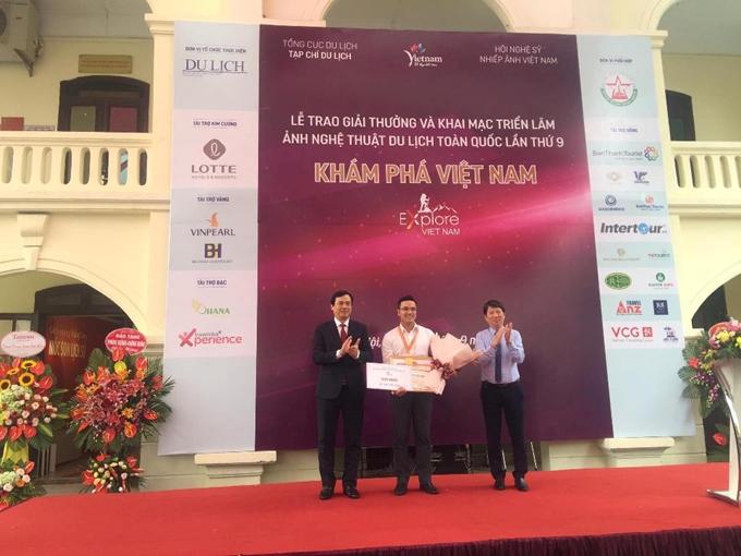 Remise des prix de concours sur le tourisme du Vietnam