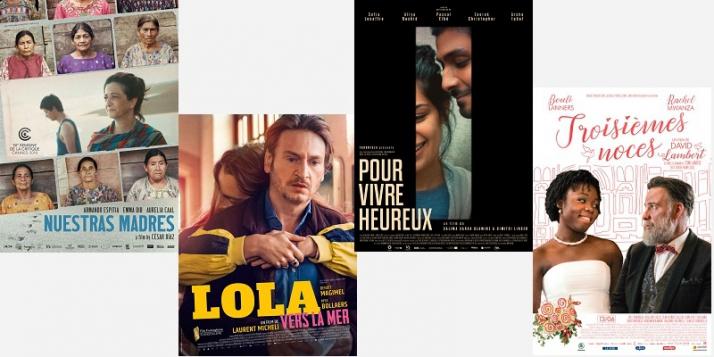 Semaine du film francophone 2020 au Vietnam