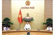 Le PM Nguyen Xuan Phuc préside la réunion du Conseil central de l