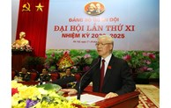 Le leader Nguyen Phu Trong exhorte à rendre le Comité du Parti de l'Armée sain et puissant