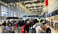 Coronavirus: plus de 340 citoyens vietnamiens rapatriés des États-Unis