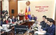 Le Vietnam participe à la réunion des ministres du Travail et de l