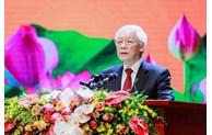 Fête de la Mi-automne: Le dirigeant Nguyen Phu Trong envoie une lettre aux enfants