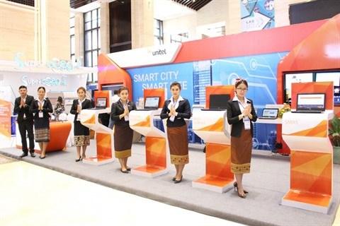 Prix international pour Viettel au Laos