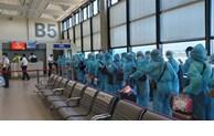 COVID-19: rapatriement de ressortissants des EAU, du Koweït et du Japon