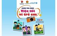 Début du concours photo sur les bonnes actions pour les enfants