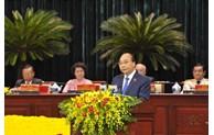 Le Premier ministre demande de faire de Hô Chi Minh-Ville une métropole intelligente de classe mondiale
