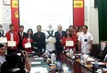 Zoom sur un des 4 projets COVID-19 du Vietnam: premiers résultats