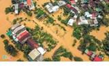 Inondations dans le Centre du Vietnam: aide de l'OMS en faveur des sinistrés