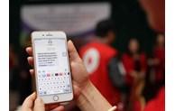 Campagne de dons par SMS pour soutenir les victimes des inondations