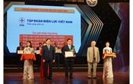 Les gagnants des Prix du numérique au Vietnam 2020 honorés