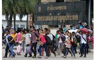 COVID-19: les travailleurs migrants en Thaïlande se verront accorder un délai de grâce