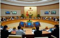 Le PM Nguyên Xuân Phuc demande de redoubler d'efforts pour faire avancer le pays