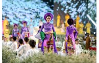 A Hô Chi Minh-Ville,  le 7e Festival de l'ao dài sera virtuel