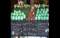 Fruit du dragon et pamplemousse du Vietnam dans les rayons des supermarchés canadiens