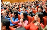 Clôture du 19e Congrès du Parti de Cao Bang