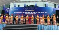 Des produits artisanaux exposés à Hanoi Gift Show 2020