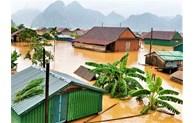 Renforcement de soutien aux localités touchées par les inondations