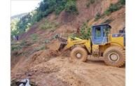16 corps retrouvés lors des affaissements de terrain à Quang Nam