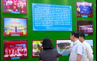 """Exposition """"Parti communiste du Vietnam - Du congrès au congrès"""""""