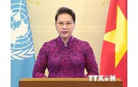 La présidente de l'AN adresse un message à la réunion de haut niveau de l'AGNU