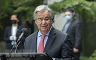 Le Secrétaire général félicite le Programme alimentaire mondial (PAM) pour son prix Nobel de la paix
