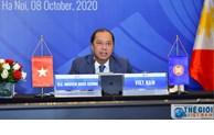 Les préparatifs du 37e Sommet de l'ASEAN au menu des officiels