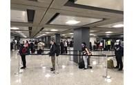 COVID-19 : plus de 340 citoyens vietnamiens rapatriés des États-Unis