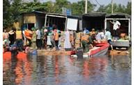 Des Vietnamiens en Ukraine soutiennent les habitants du Centre affectés par les inondations