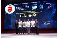 Les équipes vietnamiennes remportent le concours étudiant de l