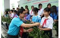 De nombreuses activités en réponse du programme «Pour un Vietnam vert, propre et sécuritaire aux enfants»