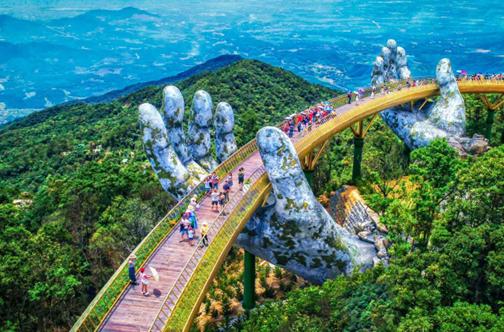 Le Vietnam, un point lumineux sur la carte touristique du monde