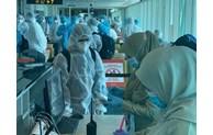 COVID-19 : plus de 320 Vietnamiens rapatriés d'Allemagne et des Pays-Bas
