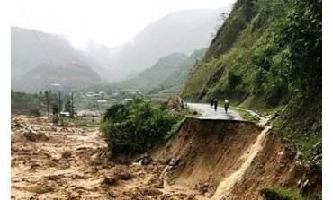 Poursuite des assistances aux localités touchées par les catastrophes naturelles
