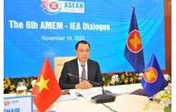 L'IEA donne la priorité à la coopération énergétique avec l'ASEAN