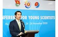 Visioconférence des jeunes scientifiques de l'ASEAN