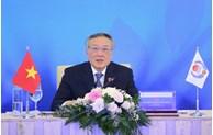 Nguyen Hoa Binh est élu président du Conseil des juges en chef de l