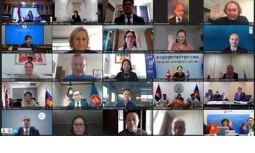 Réunion spéciale de la Commission intergouvernementale des droits de l'homme de l'ASEAN