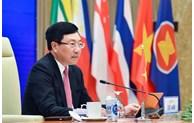 L'ASEAN continue à avancer fermement et collectivement
