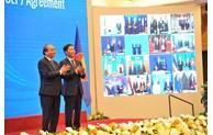 ASEAN 2020: déclaration commmune des dirigeants sur le RCEP