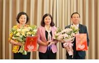 Hanoï annonce la décision de nommer deux chefs adjoints des commissions municipales du Parti