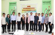 La présidente de l'AN en tournée de travail à Soc Trang