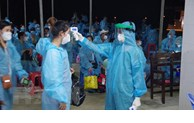COVID-19: rapatriement de citoyens vietnamiens au Brunei