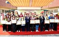 Hanoi: 170 élèves et étudiants excellents issus d'ethnies minoritaires à l'honneur