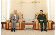 Vietnam-Chine: les relations entre les armées sont un pilier important du partenariat bilatéral