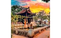 Sept pagodes vietnamiennes affichant des records nationaux ou d