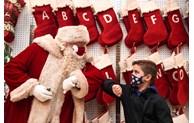 Pendant le Covid-19, le Père Noël s