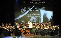 """Le 13e programme artistique """"Amour de Hanoi"""""""