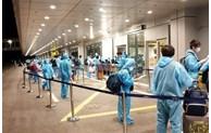 Plus d'un millier de citoyens vietnamiens rapatriés du Japon, du Canada et de Taïwan (Chine)