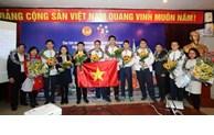 Hanoï a raflé des prix aux 5es Jeux Olympiques Internationaux IOM